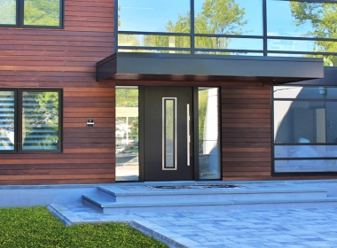 Haustüren aus massive Eiche
