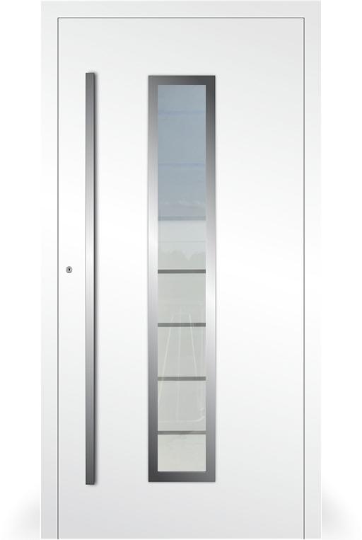 LIM AP01 - Aluminium-Glas-Haustür