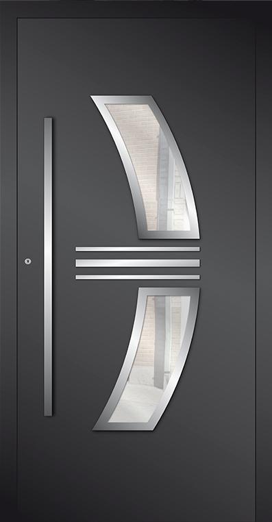 LIM AP15 - Aluminium-Glas-Haustür