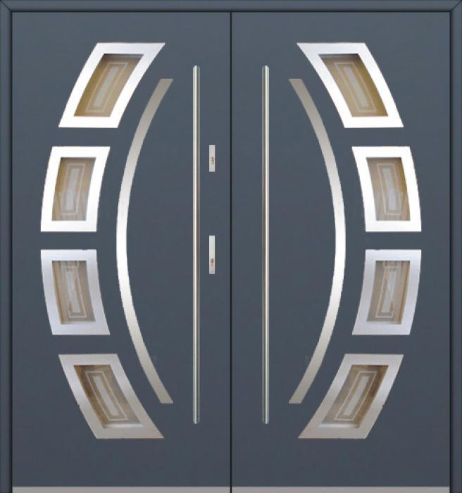 Fargo 21 double - Doppeleingangstüren / Fenstertüren