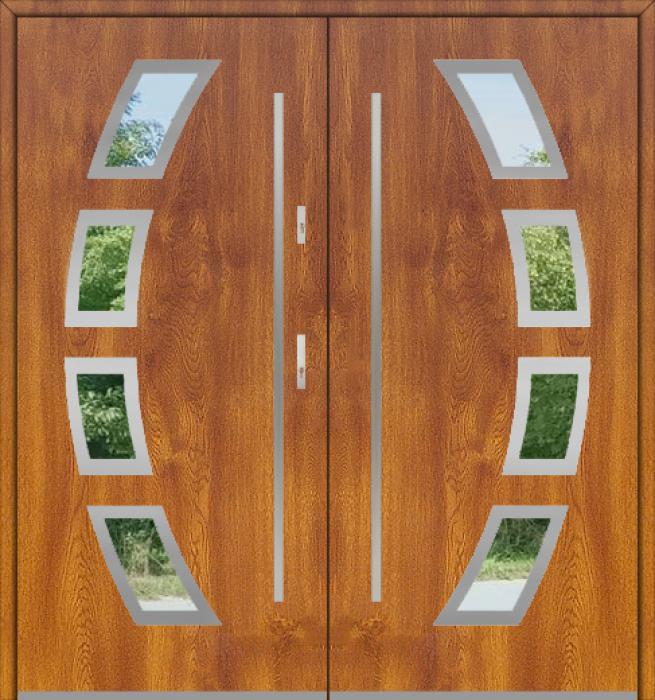 Fargo 21A double - Doppeleingangstüren / Fenstertüren