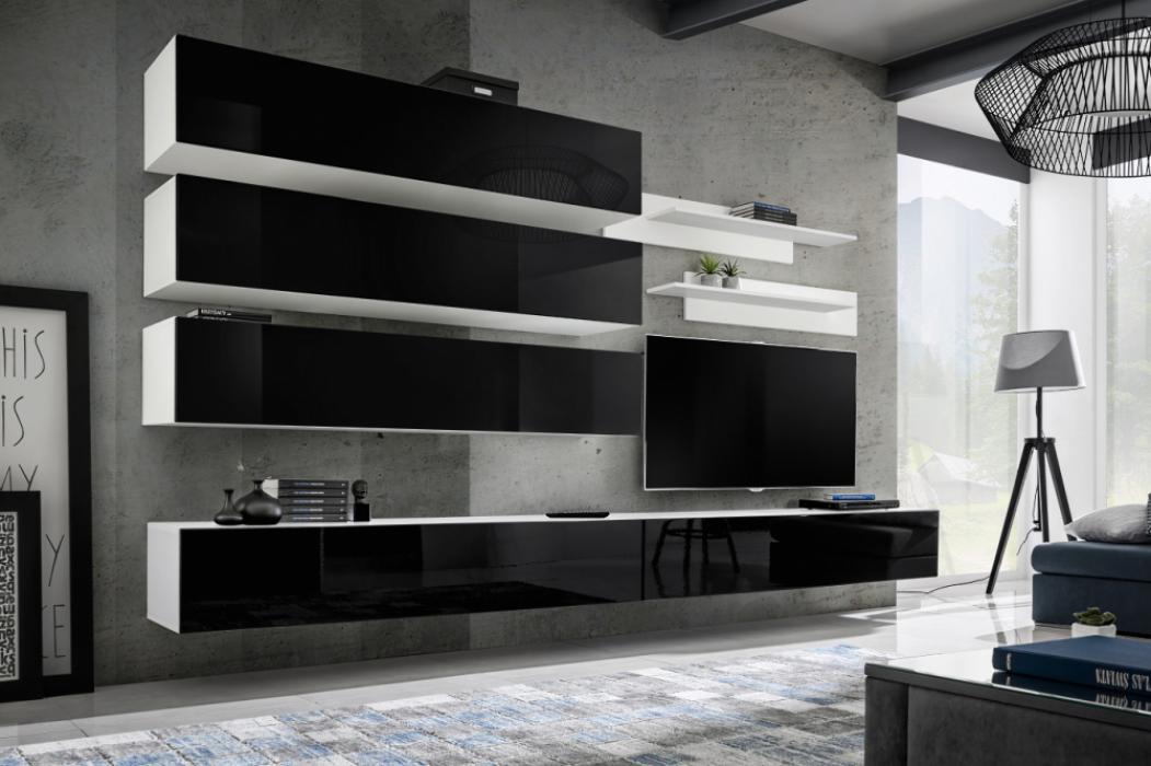 Idea J1 - Wohnzimmerschrank modern
