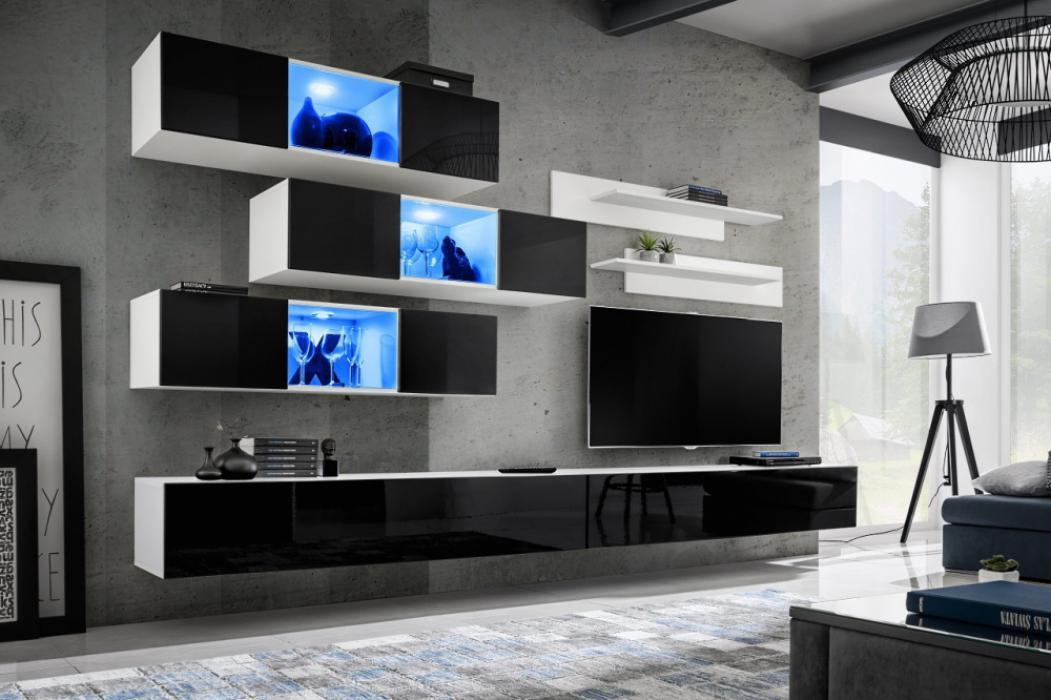 Idea K3 - wohnzimmer Schrankwand