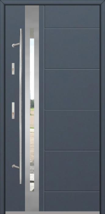 Fargo 25C - Eingangstüren aus Metall