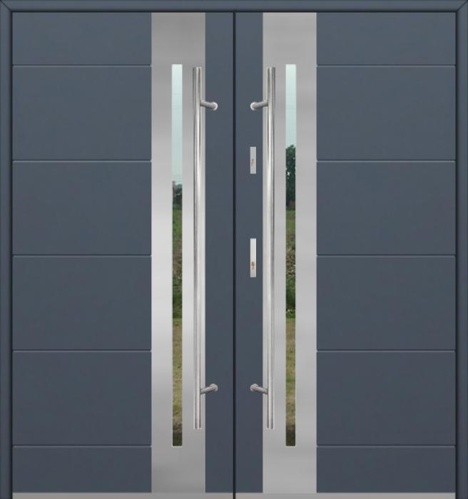 Fargo 26 double - Doppeleingangstüren / Fenstertüren