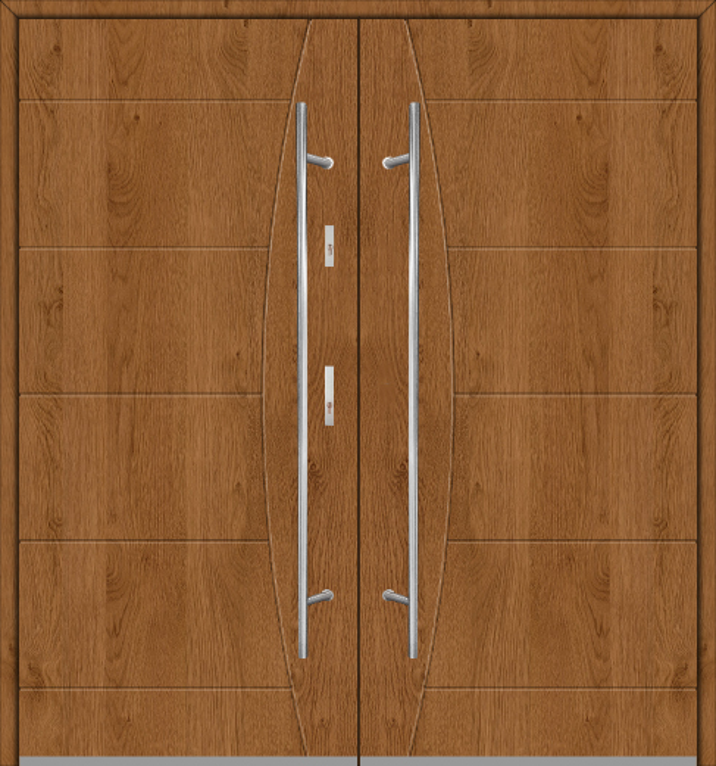Fargo 26 F double - Doppeleingangstüren / Fenstertüren
