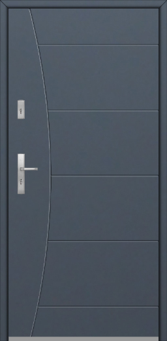 Fargo 26 F - Eingangstüren aus Metall