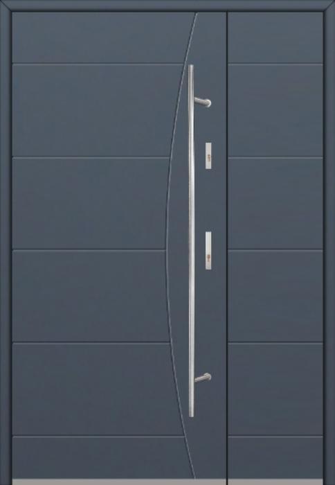 Fargo 26F DB - moderne Haustüren mit Seitenteil