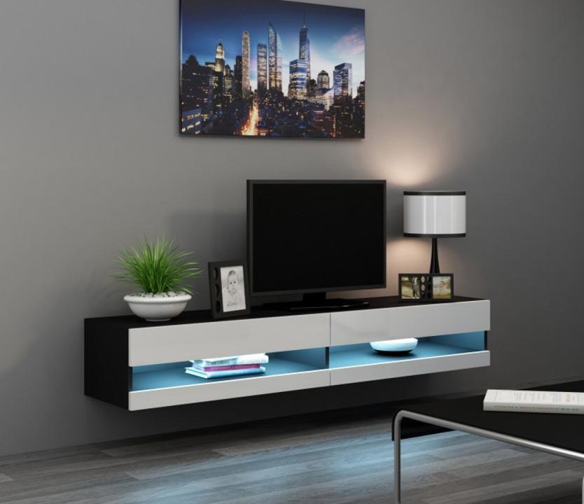 Seattle 34 - TV-Möbel holz