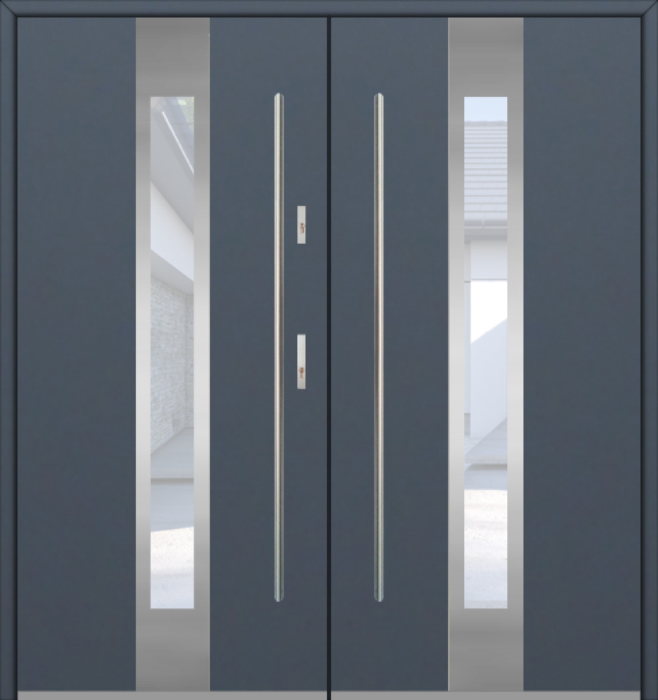 Fargo 30 double - Doppeleingangstüren / Fenstertüren