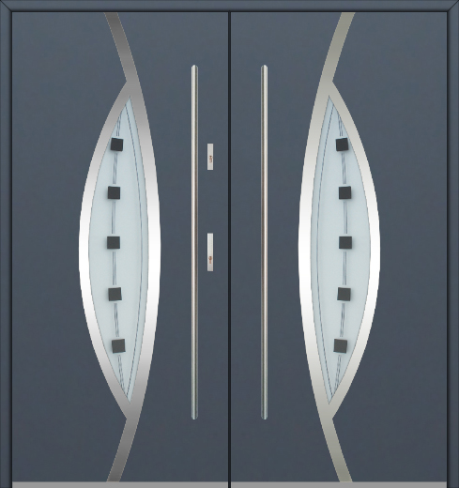 Fargo 31 double - Doppeleingangstüren / Fenstertüren