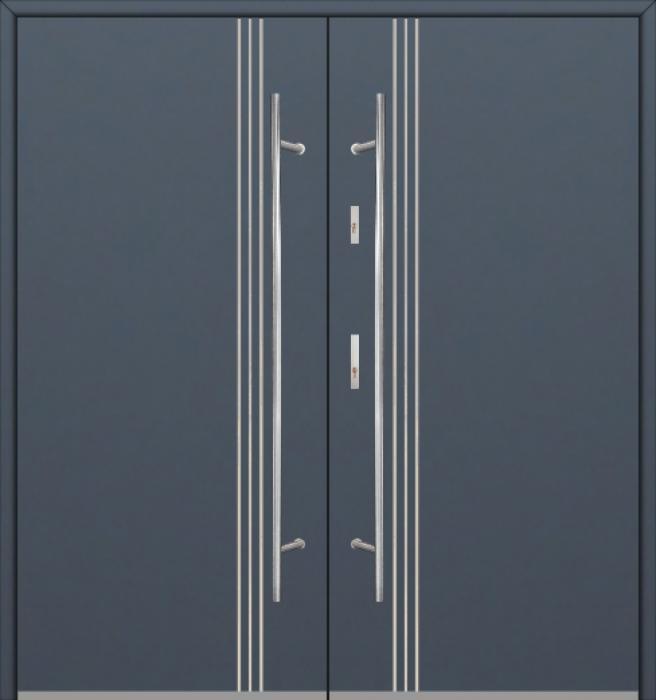Fargo 32A double - Doppeleingangstüren / Fenstertüren
