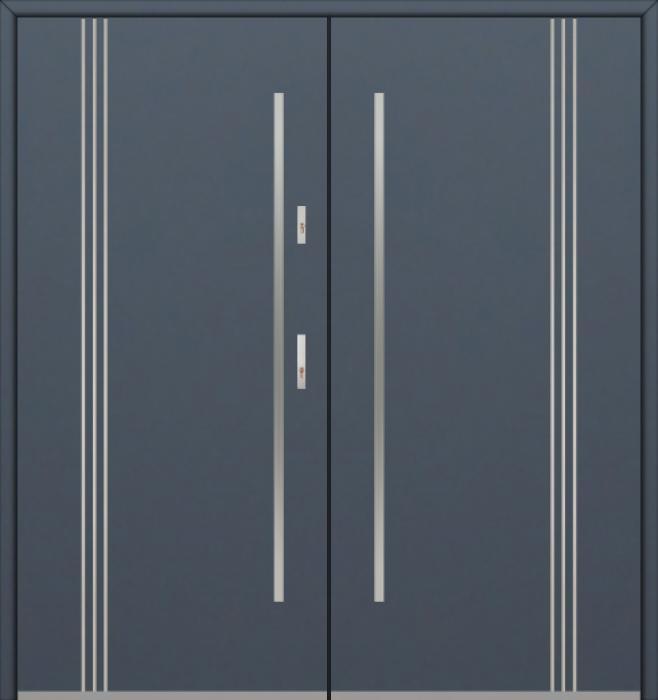 Fargo 32 B double - Doppeleingangstüren / Fenstertüren