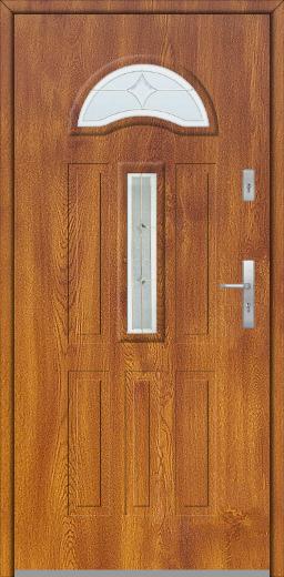 Fargo 34 - Haustüren mit Glas