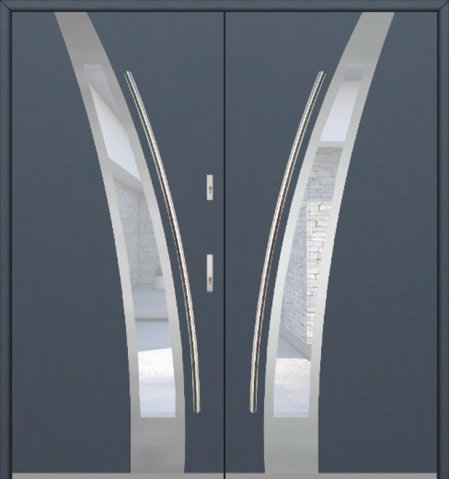 Fargo 36 double - Doppeleingangstüren / Fenstertüren