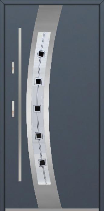 Fargo 38A - Eingangstüren aus Metall