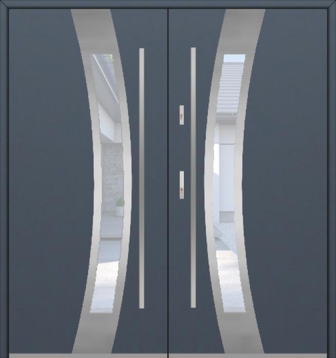 Fargo 38A double - Doppeleingangstüren / Fenstertüren