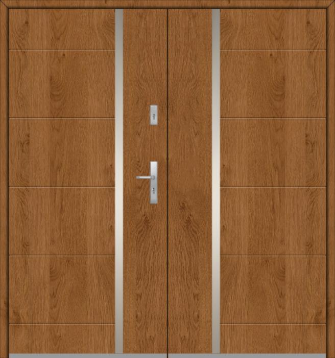 Fargo 41 double - Doppeleingangstüren / Fenstertüren