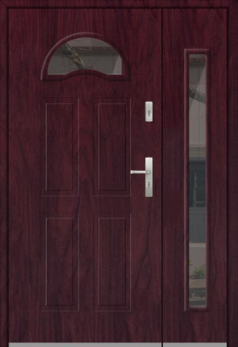 Fargo 4db - Haustüren mit Seitenteil