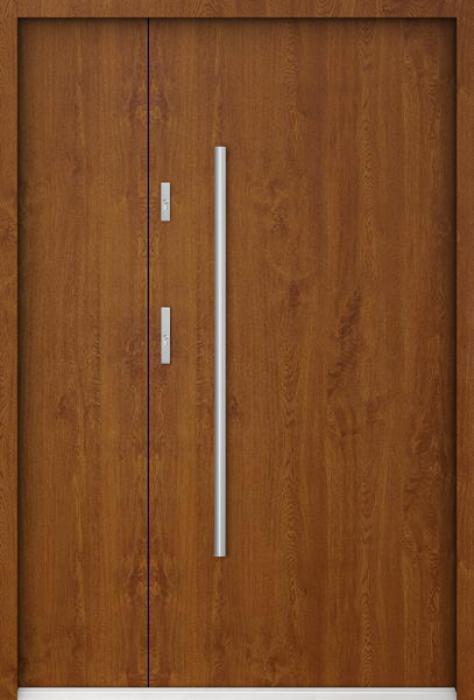 Sta Columb Uno - solid Haustüre mit Seitenteil