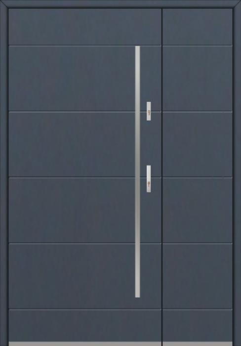 Fargo 26C DB - moderne Haustüren mit Seitenteil