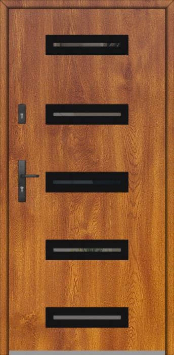 Fargo GD03A - Eingangstüren aus Metall