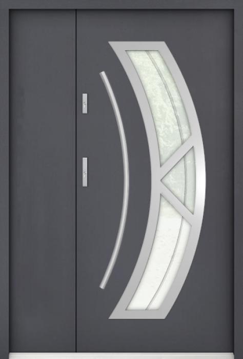 Sta Orion Uno - Haustüre mit Seitenteil