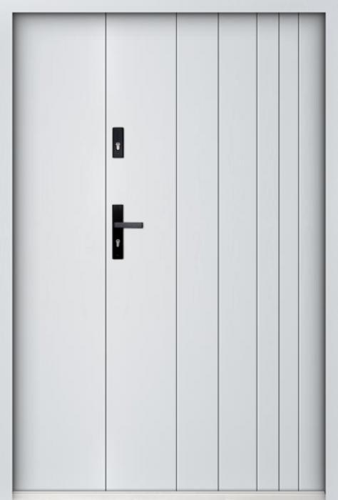 Sta Gutenberg Uno - Haustüren mit Seitenteil