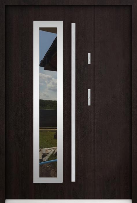 Sta Hevelius Uno - Haustüre mit Seitenteil