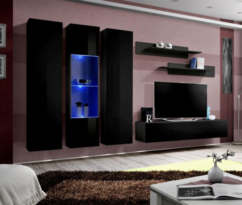 Idea c4 - moderne Wohnwand