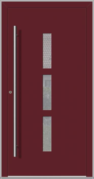 LIM Modus - Aluminium-Haustüren für Häuser