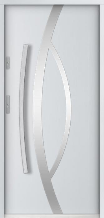 Sta Kastor - Eingangstüren aus Metall