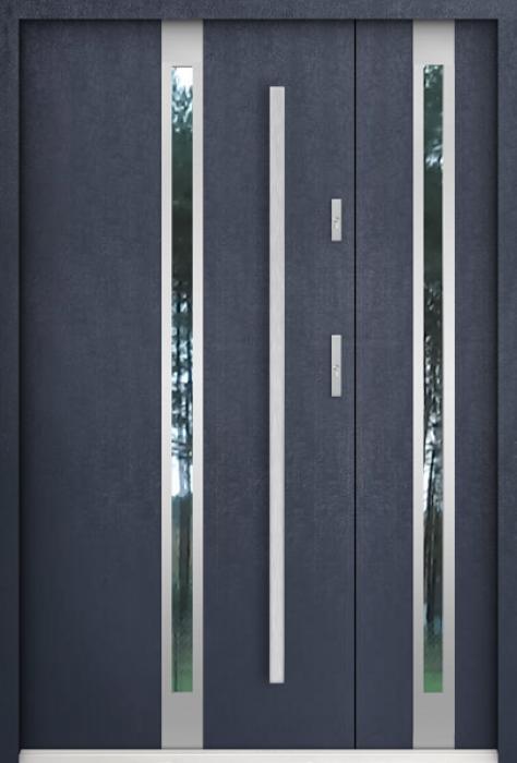 Sta Lemos Duo - Haustüre mit Seitenteil