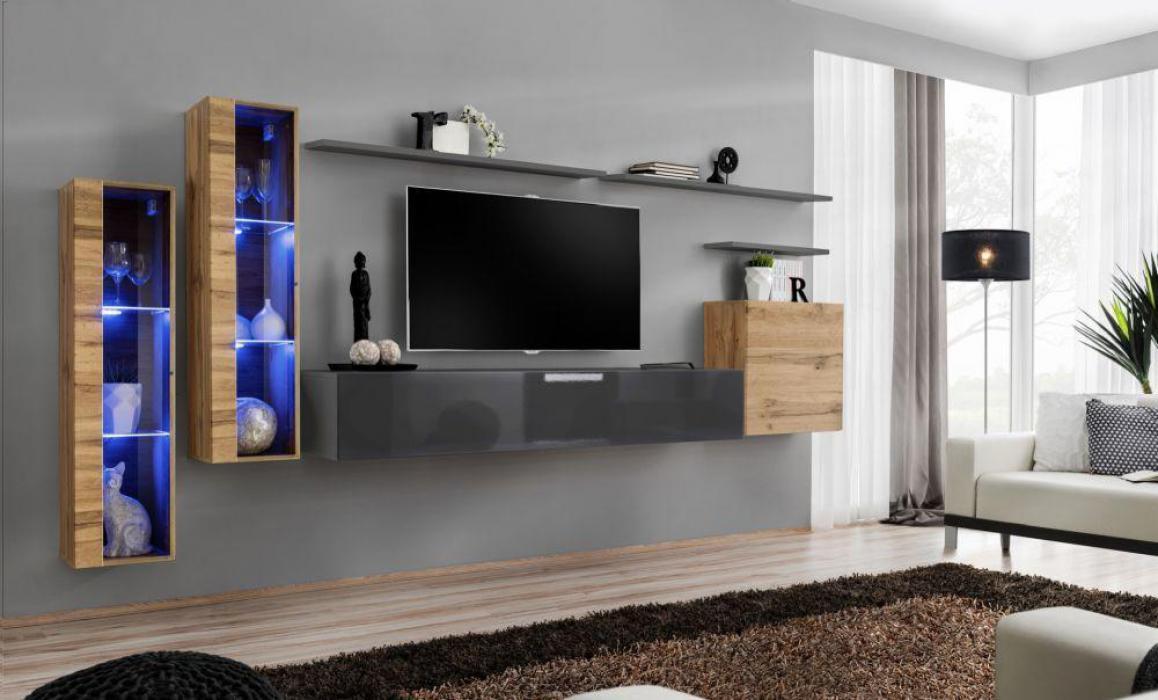 Shift 11 - Wohnzimmerschrank modern