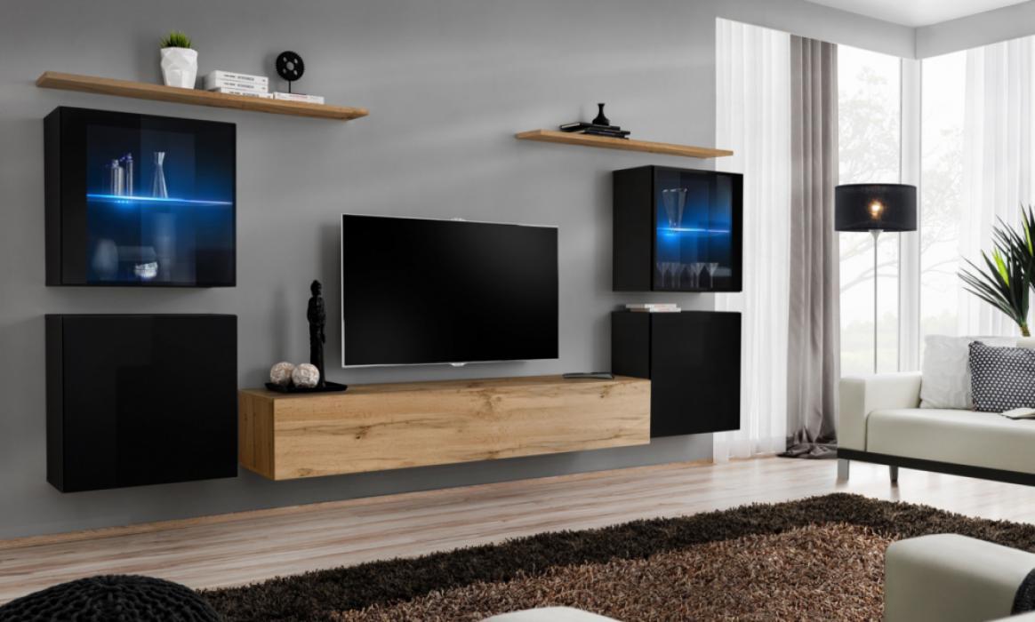 Shift 14 - Wohnzimmerschrank modern