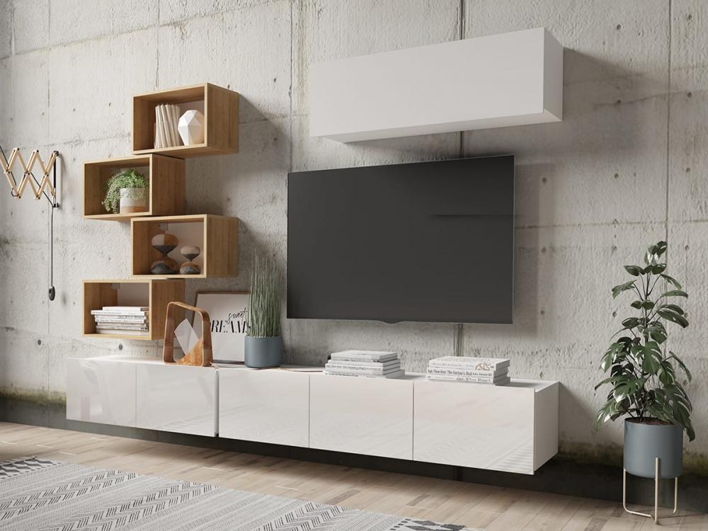 Cela 29 - moderne hochglanz tv-einheit