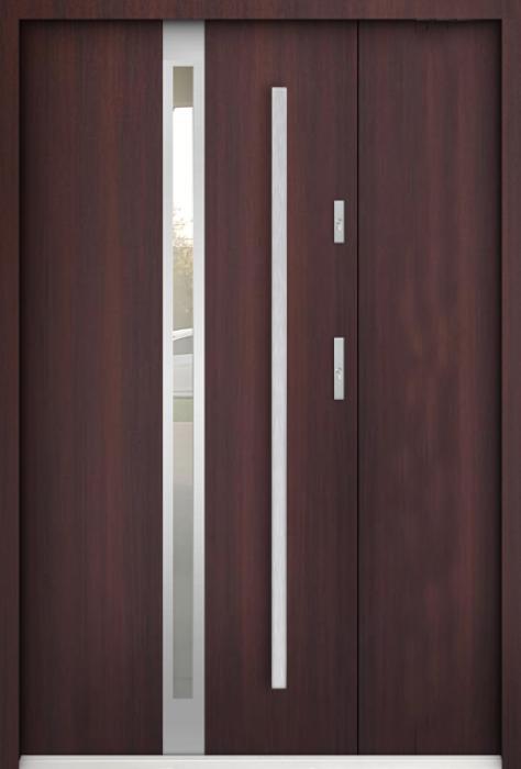 Sta Lemos Uno - Simply Haustüre mit Seitenteil