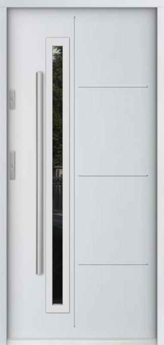 Sta Arago - Edelstahl Haustüren