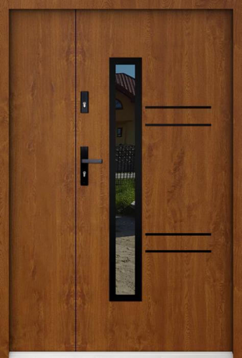Sta Avila Neo Uno - Haustüre mit Seitenteil