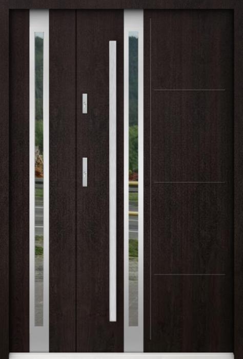 Sta Galileo Duo - Haustüre mit Seitenteil