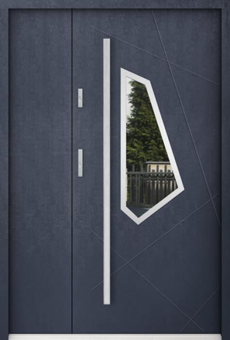 Sta Diaz duo - Haustüren mit Glas mit Seitenteil