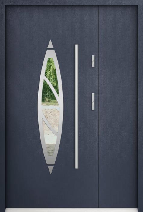 Sta Aries Uno - Haustüre mit Seitenteil