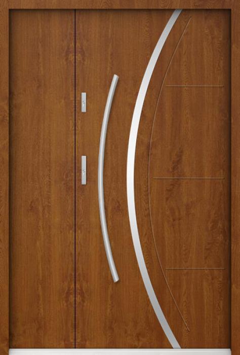 Sta Phoenix Uno - Haustüren solid mit Seitenteil