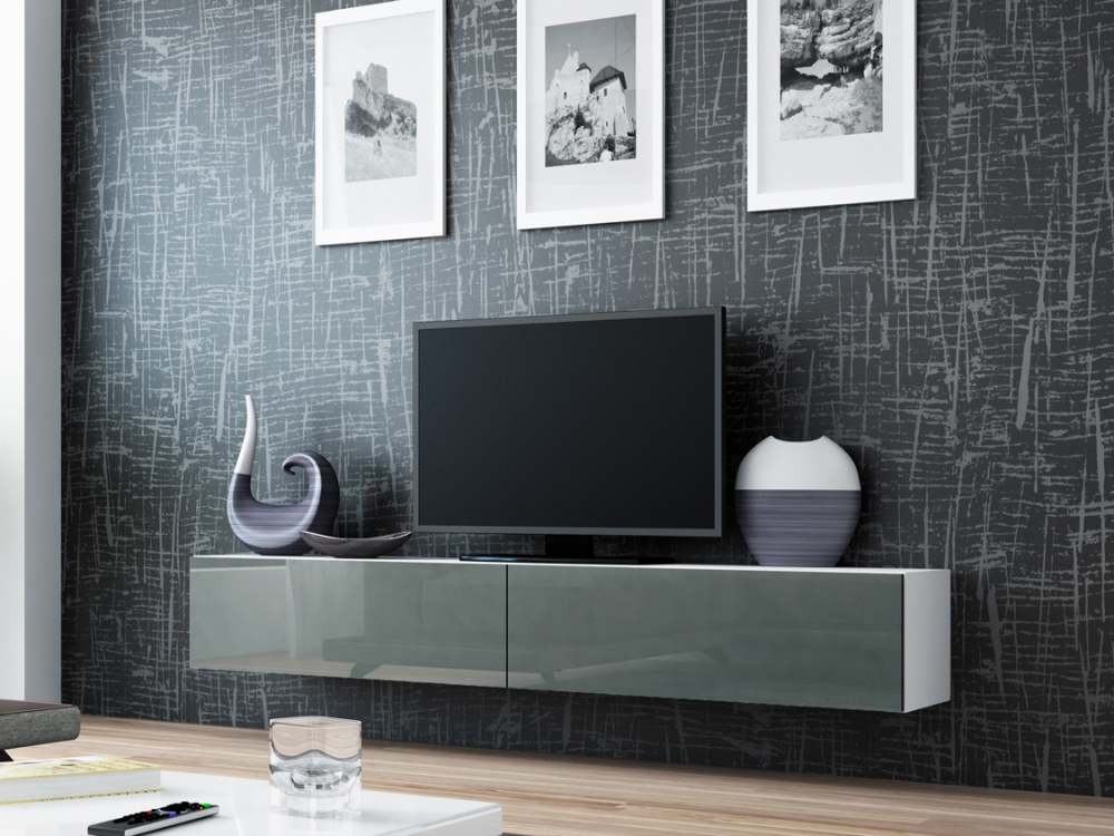 Seattle 54 - TV-Möbel holz