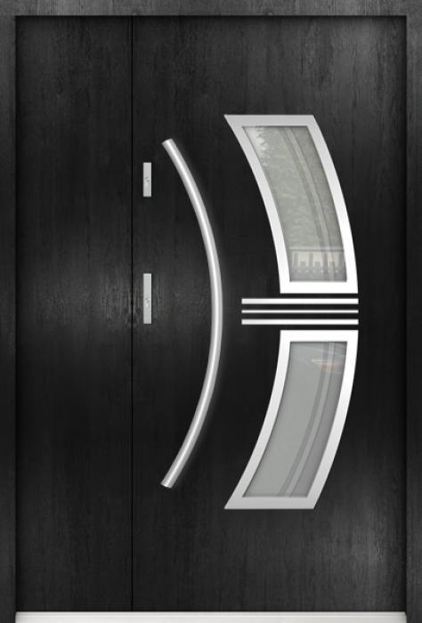 Sta Sirius Uno - Haustüre  solid mit Seitenteil
