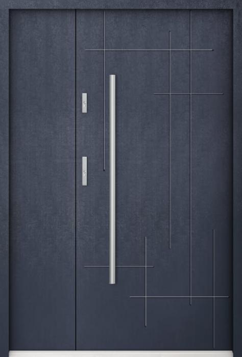 Sta Stark Uno - Haustüren mit Seitenteil