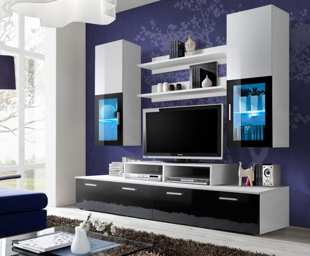 Toledo 2 - Wohnwand modern
