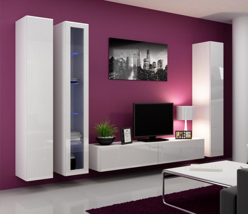 Seattle 3 - Wohnzimmerschrank modern