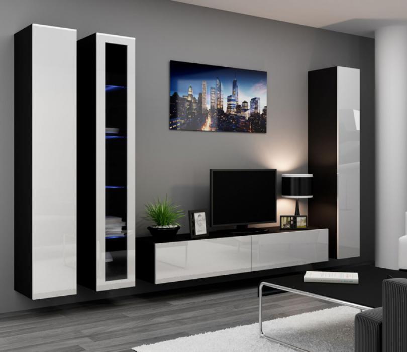 Seattle 1 - moderne wohnwand